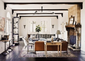 Povestea casei tale in stil vintage