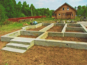 Cum se construieste fundatia casei - sfaturi , idei si reguli