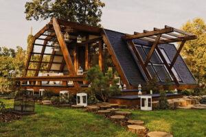 Casa ecologica - ce inseamna si care este costul acesteia