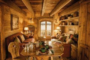 Importanta stilului rustic in amenajarile interioare