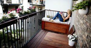 Care sunt pasii necesari pentru renovarea balconului