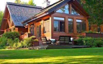Casa din lemn – o sursa de inspiratie