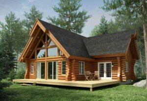 Iata ce implica constructia unei case din lemn