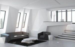 Cum sa iti amenajezi casa in stil futurist